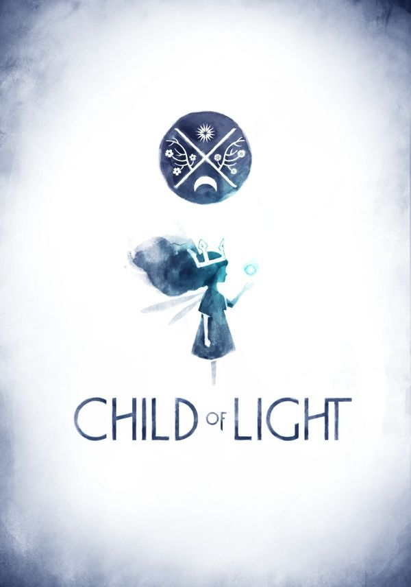 CHILD OF LIGHT - Art Direction by Rollus Thomas, via Behance