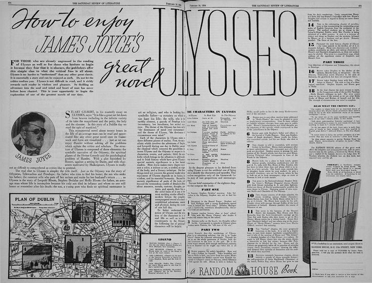 A collection of some of my favourite online resources for teaching James Joyce's Ulysses.  Teaching Guides   	Michael Groden: Notes on James Joyce's