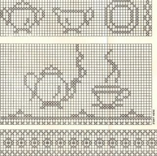 Suestreehouse: Chicken Scratch/Gingham Embroidery