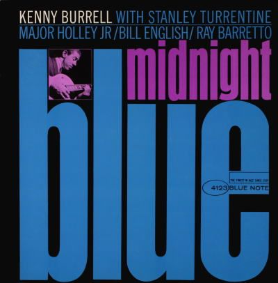 Kenny Burrell. Blue Note. #jazz