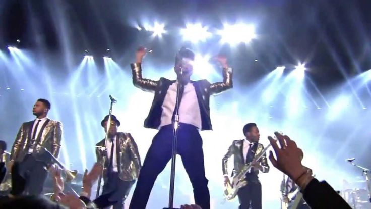 Bruno Mars Superbowl Halftime Show Feb. 2, 2014 Nailed it, so freaking good! EXCELLENT!! <3