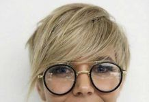 Gorgeous Short Hairstyles for Round Face Shape