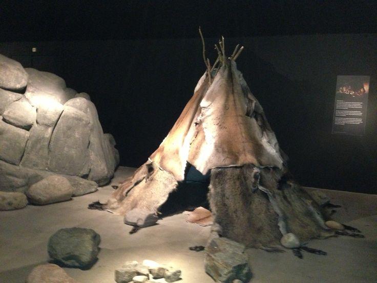 Natuurmuseum Tilburg Ijstijd