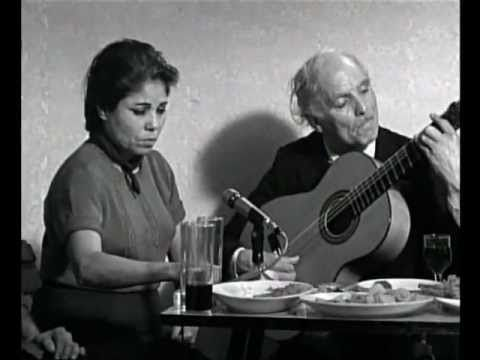 Bernarda de Utrera - Bulerias - YouTube