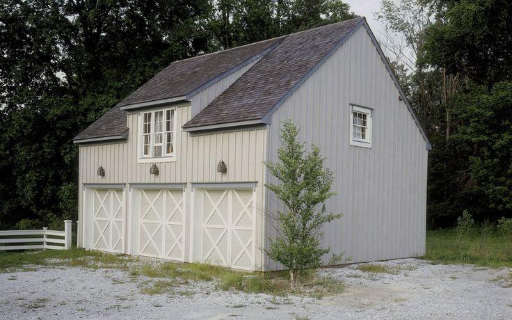 10 best garage images on pinterest garage house for 2 bay garage with loft