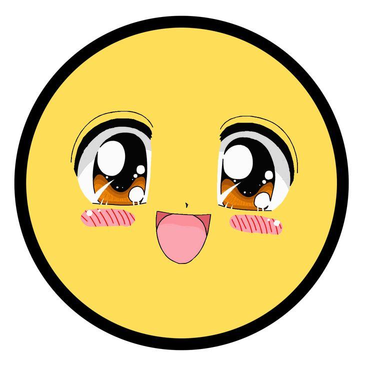 anime face | epic faces | Pinterest | Smiley faces, Eyes ...