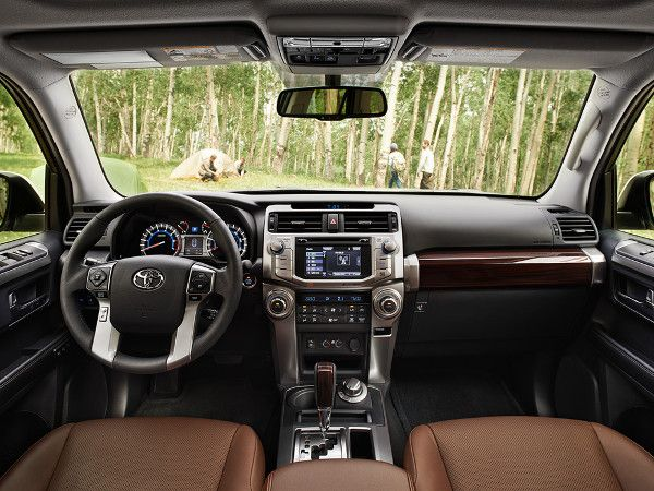 #2015Toyota4Runner #Interior