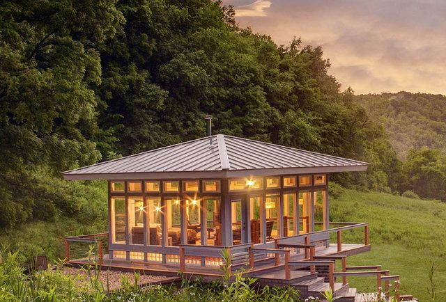 9 Kick-Ass Cabin Vacations Near Chicago