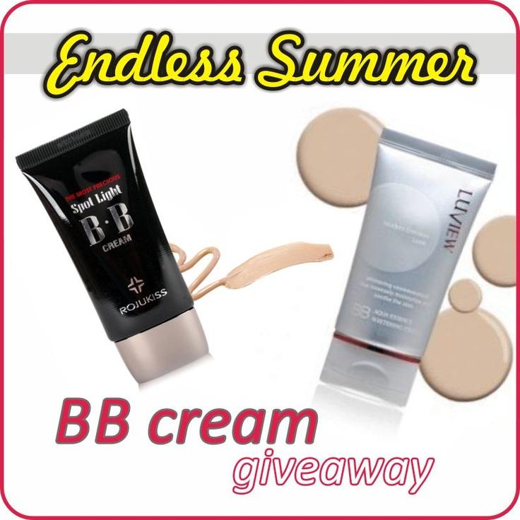 BB Cream Giveaway / Розыгрыш ББ кремов