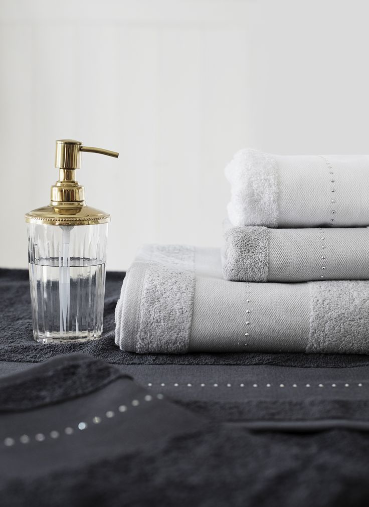 Lennol | ENNI Towels with Sateenkaari-crystals