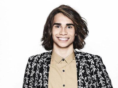 Isaiah Firebrace will represent Australia at the Eurovision Song Contest of 2017, with the song 'Don't come easy'.