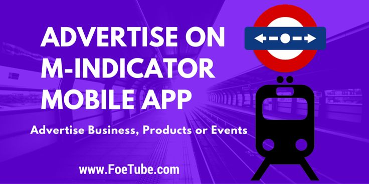 ADVERTISE ON M-INDICATOR APP | PROMOTE ADS ON MUMBAI'S LOCAL M-INDICATOR : http://foetube.com/trending-b…/advertise-on-m-indicator-app/ PROMOTIONAL EFFECTIVE AD GUIDANCE - If you ask how many unique users m-Indicator has? It's 90 lakh+ users in Mumbai and Suburban who use m-Indicator for their daily travel needs. An App has open new opportunities for advertisers in Mumbai, Navi Mumbai, Thane & Pune to promote their Business, Products, Services, Ideas and Events on M Indicator.