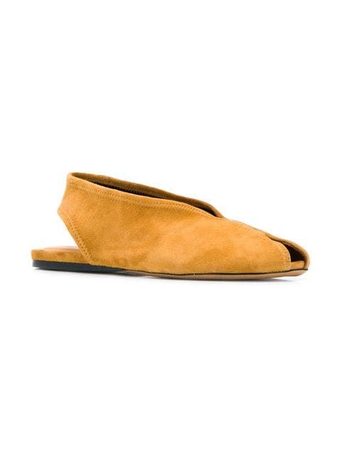 66e877abe Isabel Marant Malieke ballerinas $403 - Shop SS19 Online - Fast Delivery,  Price | Farfetch Shoes in 2019 | Isabel marant, Ballerina, Shoes