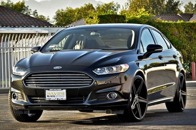 2014 Ford Fusion Rims 1 Ford Fusion Ford Mondeo Ford Fusion Custom
