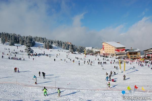#Uludag, #Bursa, #Turkey, #skicenter