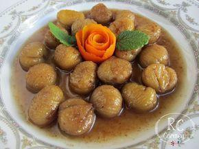 Mis recetas de cocina: Potaje de castañas
