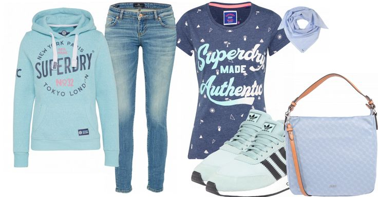 Superdry Outfit - Winter-Outfits bei FrauenOutfits.de