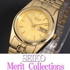 お買得!セイコーSEIKOデイデイト腕時計SWZ002P1レディース女性用セイコー腕時計