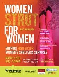 Women Strut for Women - MyBindi - South Asian Arts, Entertainment and Lifestyle
