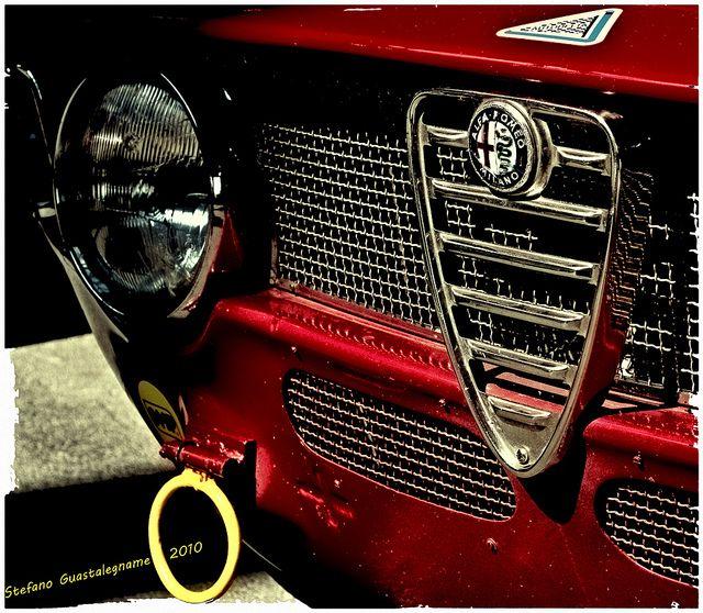 Alfa Romeo Giulia GTA Scuderia del Portello | Flickr