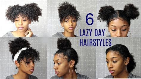 6 Messy And Cute Hairstyles For Lazy Days Back To School