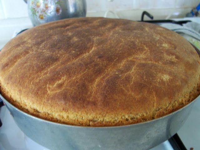 Sibel'in Kahvesi: Nohut Mayalı Ekmek