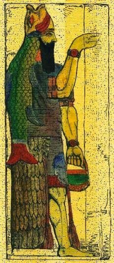 Sardegna: Divinità e religione: il panteon dei fenici.