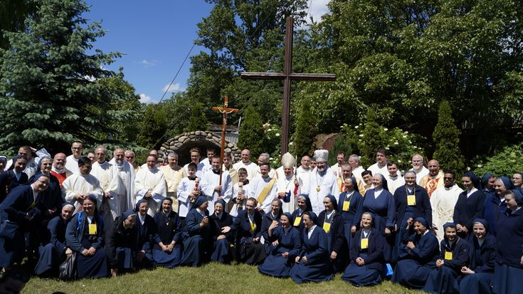 VIII Pilgrimage to the Blessed Martha Wiecka - Vincentian Family Office