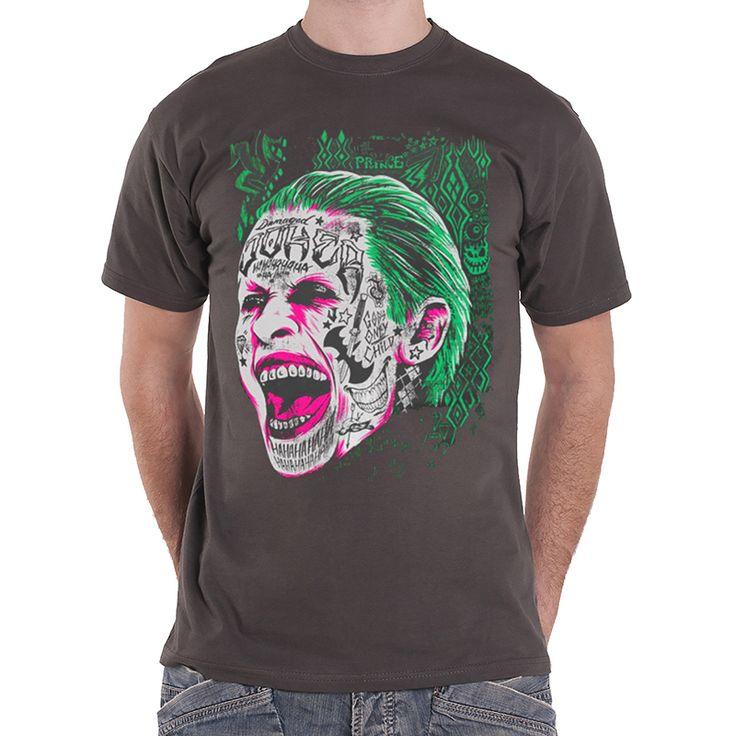 Harley Quinn Joker T Shirt //Price: $19.35 & FREE Shipping //     #harleyquinn #suicidesquad #loveharleyquinn #suicidesquad #squad #margotrobbie #harleenquinzel #jaredleto #joker #mrj #puddin #katana #deadshot