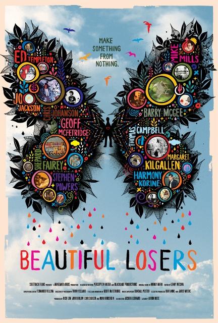 #BeautifulLosers #poster