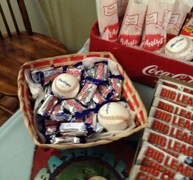 Superb Baseball Baby Shower Ideas