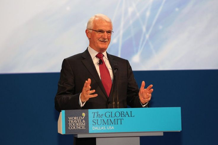 World Travel & Tourism Council Appoints Gerald Lawless as New Chairman