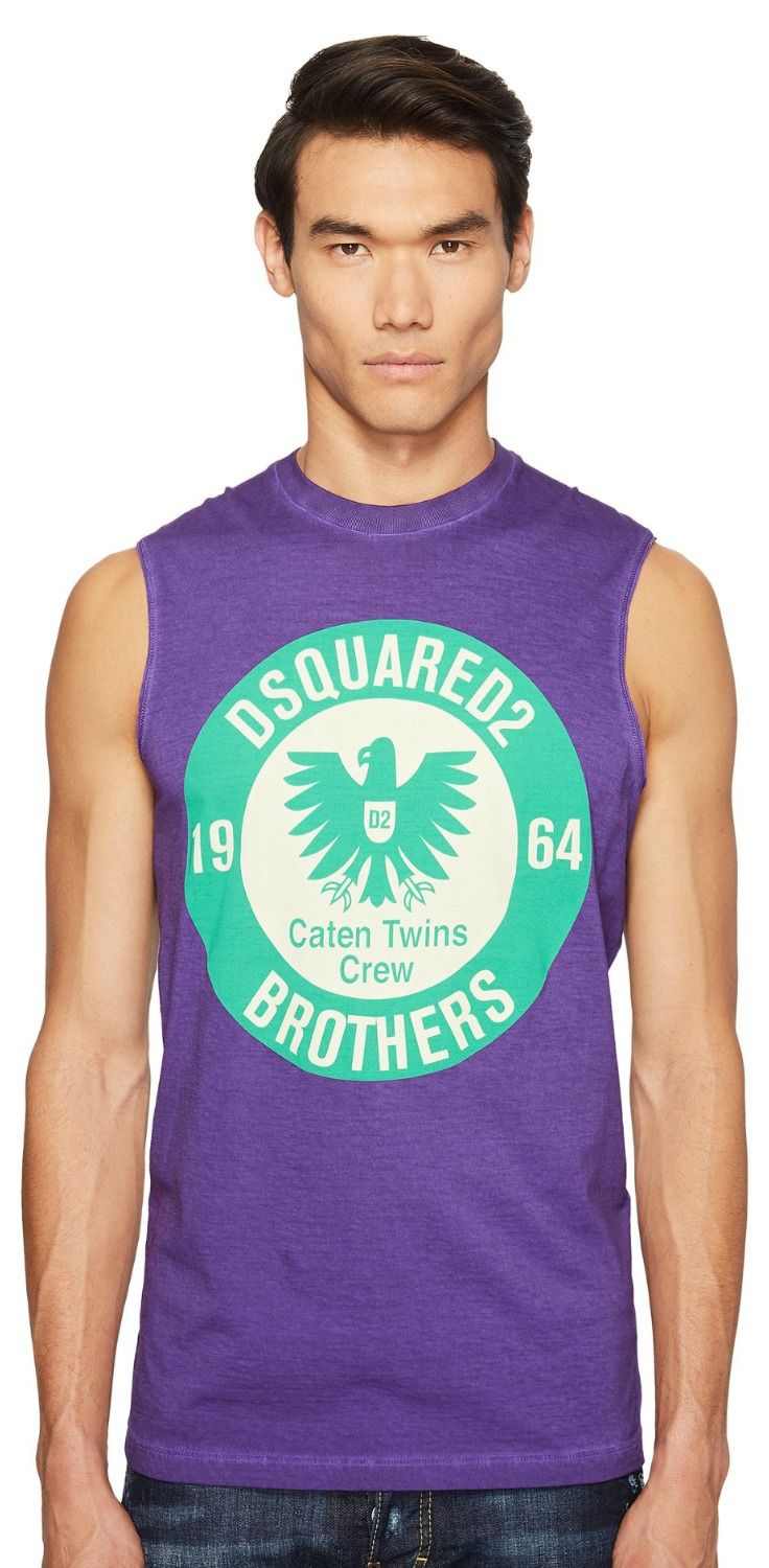 Design your own t shirt military - A Call To Arms Stay Locked And Loaded In The Luxury Of The Dsquared2 Purple T Shirtsj