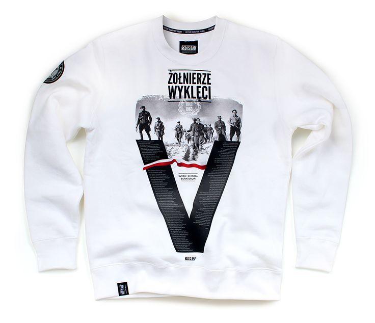 """Bluza Żołnierze Wyklęci """"Victoria"""""""