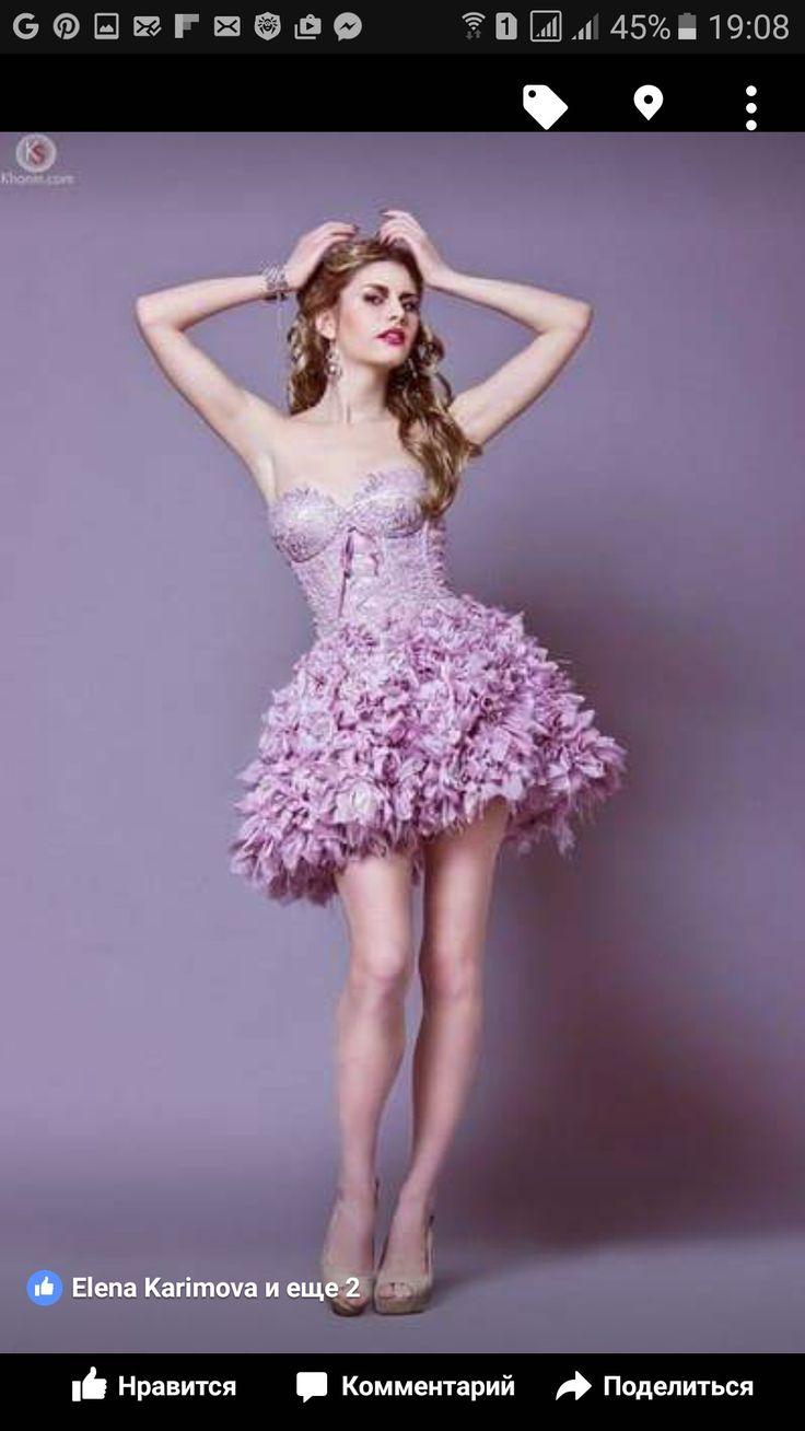 Платье выпускное ручная работа цветы корсет