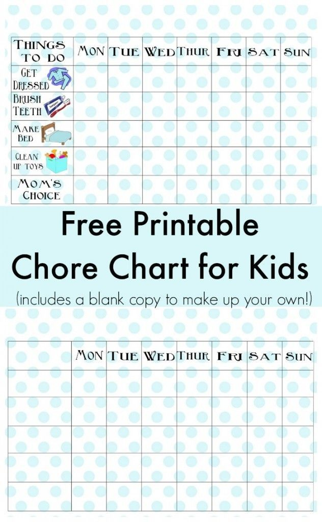 Best 25+ Printable chore chart ideas on Pinterest Chore charts - child reward chart template