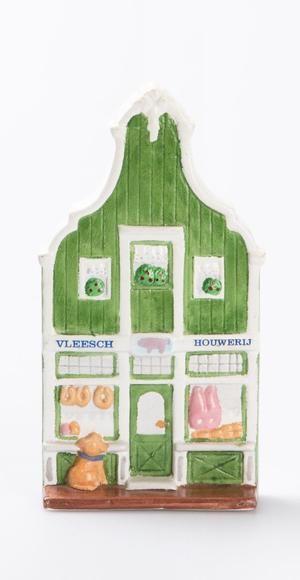 Vleesch Houwerij Display
