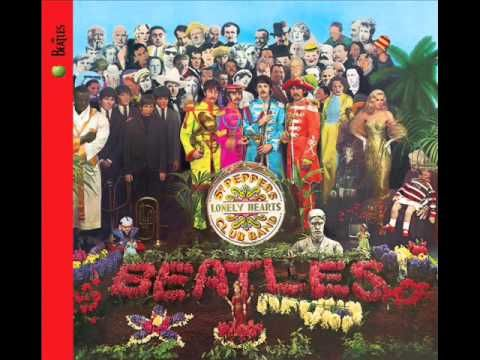 Sgt Peppers Lonely Hearts Club Band ( Full Album Remastered 2009) - The Beatles - YouTube