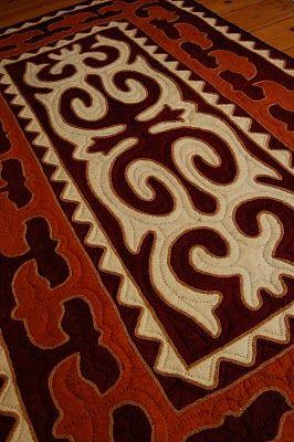 felt rugs | Contemporary Rugs: Handmade eco friendly felt rugs