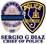 Riverside Thanks You Officer Crain.