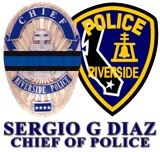 Riverside Thanks You Officer Crain.