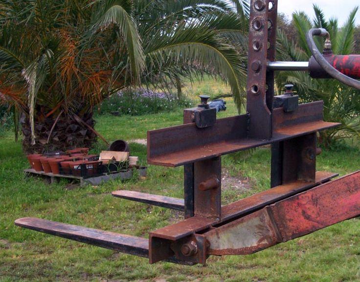 3 Point Hitch Scissor Lift : De bästa Тракторне Навісне обладнання tractor