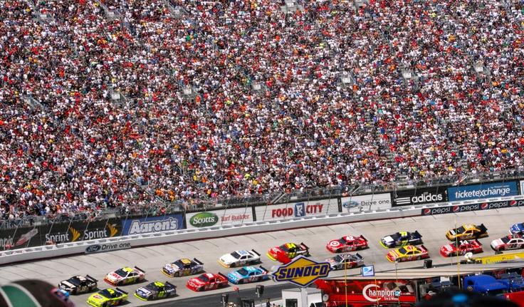 Bristol Speedway Tennessee