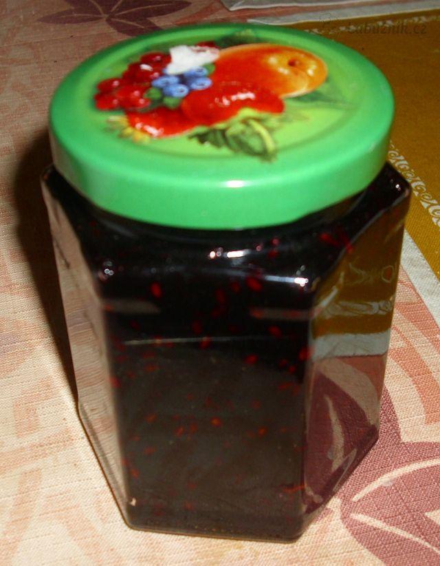 Bezinková marmeláda 2