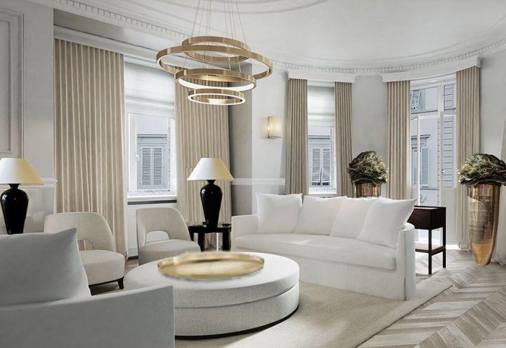 Home staging-Propozycja podziału funkcji i aranżacji salonu