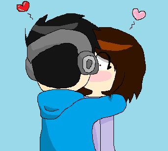 Infinite kiss by Sploonieslurpetfm.deviantart.com on @DeviantArt
