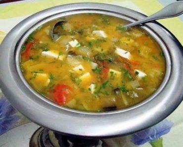 Como Fazer Sopa Termogênica Para Dieta - Receita Natureba