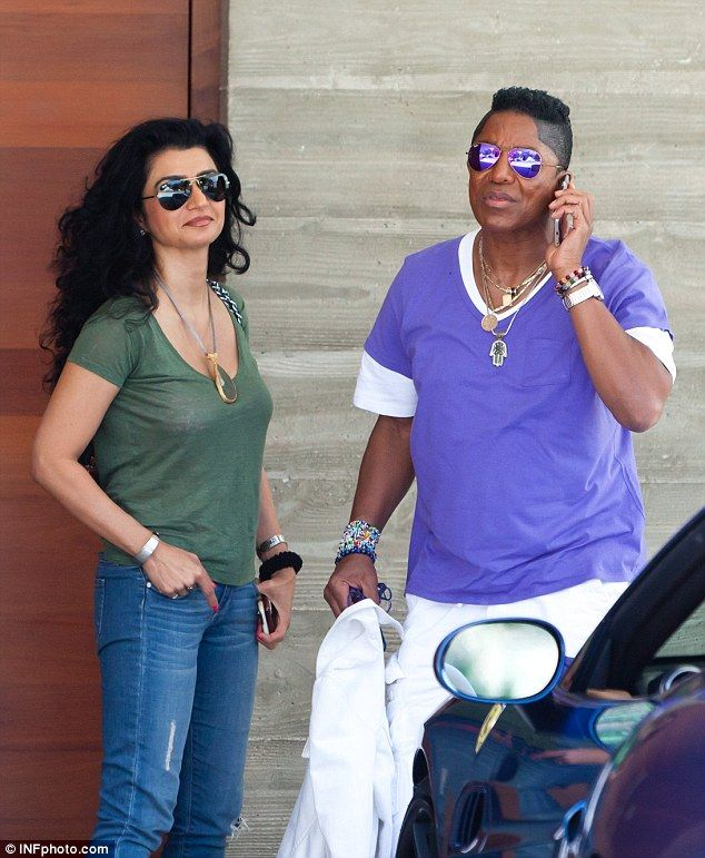 WELCOME TO NELLY JACKSON BLOG: Jermaine Jackson still loves his wife despite her ...