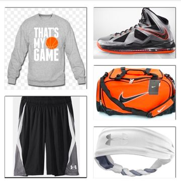 Basketball outfit