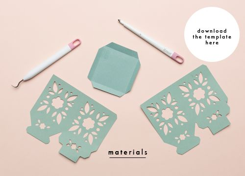 Materials: Cricut machine (pssst: on sale here!) Download the Cricut template here...  Read more »